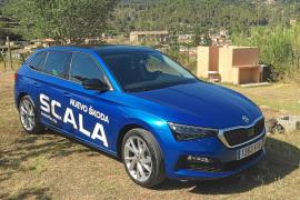 Nuevo Skoda Scala, un compacto familiar y práctico
