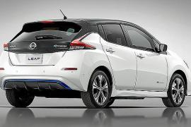 Nissan se mantiene al alza en el segmento de eléctricos