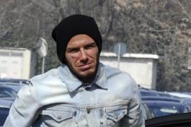 Beckham se perderá el Mundial por lesión