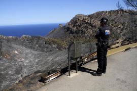 El autor del incendio de 2013 en la Serra se enfrenta a 7 años y medio de cárcel