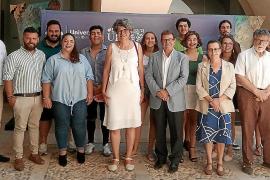 La UIB entrega los XIII premios de investigación