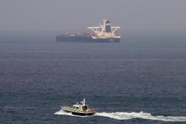 Irán anuncia que ha capturado un petrolero británico