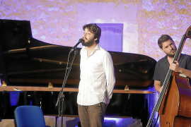 Salvador Sobral, en Canyamel