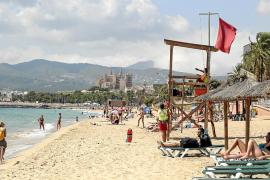 ¿Se puede evitar el cierre de las playas de Palma este verano?