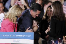 Romney se impone por la mínima a Santorum en el 'supermartes' del Partido Republicano