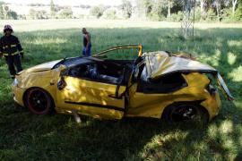 Tres muertos y tres heridos tras salirse de la carretera en Salamanca
