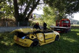 La Guardia Civil investigará al conductor del accidente de Salamanca en el que han muerto cuatro jóvenes