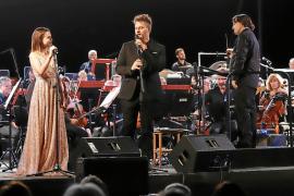 Lleno total en el Concert de la Lluna a les Vinyes