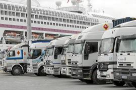 Primeras demandas en los juzgados de Baleares contra el 'cártel de los camiones'