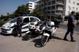 La Policía investiga dos agresiones sexuales a turistas en la Playa de Palma