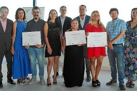 Entrega de los Premios de Periodismo de APIB
