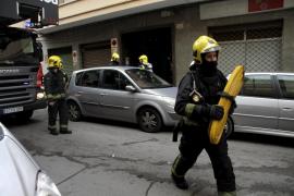 Dos incendios afectan dos viviendas en Palma