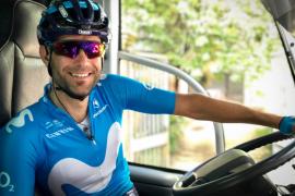 El ciclista Lluís Mas renueva con el Movistar hasta 2021