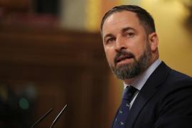 Abascal rechaza un Gobierno del PSOE con apoyo de «golpistas, comunistas y chavistas»