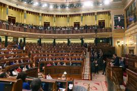 Cruce de reproches entre Sánchez e Iglesias en la primera jornada del Pleno de investidura