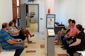 Colapso para empadronarse en Palma: sin citas hasta el 19 de agosto
