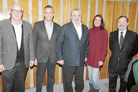 Xavi Torres ofrece una conferencia invitado por la Associació Balear de l'Empresa Familiar