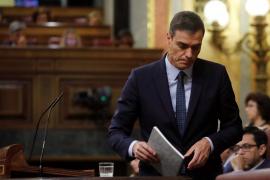 Podemos confirma que no apoyará este martes la investidura de Sánchez
