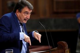 PNV confirma que se abstendrá en la primera votación