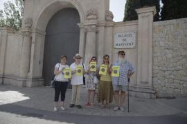 Anuncian concentraciones en contra de la presencia en Palma de la Familia Real