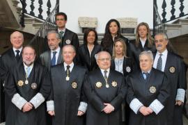 Cinco jueces de Palma, Inca, Manacor e Ibiza juran sus cargos
