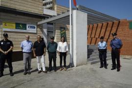 La Guardia Civil aterriza en Punta Ballena con una oficina abierta las 24 horas