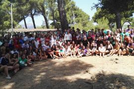 Campamentos de verano de 'La Victòria' en Alcúdia