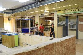 Cort gestionará el mercado de es Camp Redó al quedar desierto el concurso