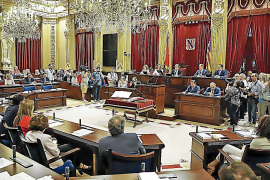 Ninguna pareja de los diputados ha entregado su declaración del IRPF