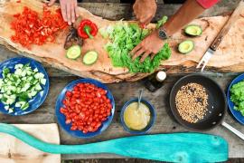 Cuatro recetas para comer legumbres en verano
