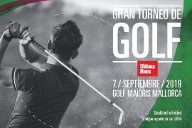 Gran torneo de Golf cinco estrellas con Ultima Hora