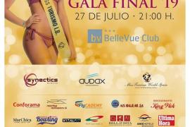 Música y desfiles en la Gala Final de Miss Turismo 2019