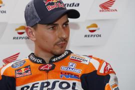 Jorge Lorenzo no correrá en Brno y Austria y regresará en Silverstone