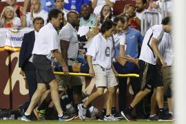 Marco Asensio sufre rotura del ligamento cruzado y menisco
