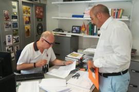 Vox pide la expulsión de ERC de las instituciones por apoyar las protestas contra la Familia Real
