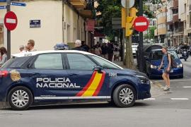 Detenido un hombre por maltratar a su madre en Ibiza