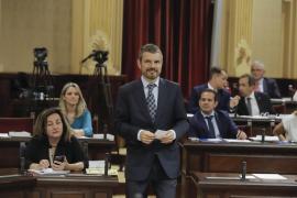 Pérez-Ribas dice que la afiliación de Bauzá a Ciudadanos es una «excelente noticia»