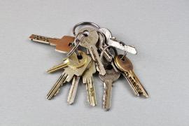 El peligro de dejar las llaves de casa en el coche