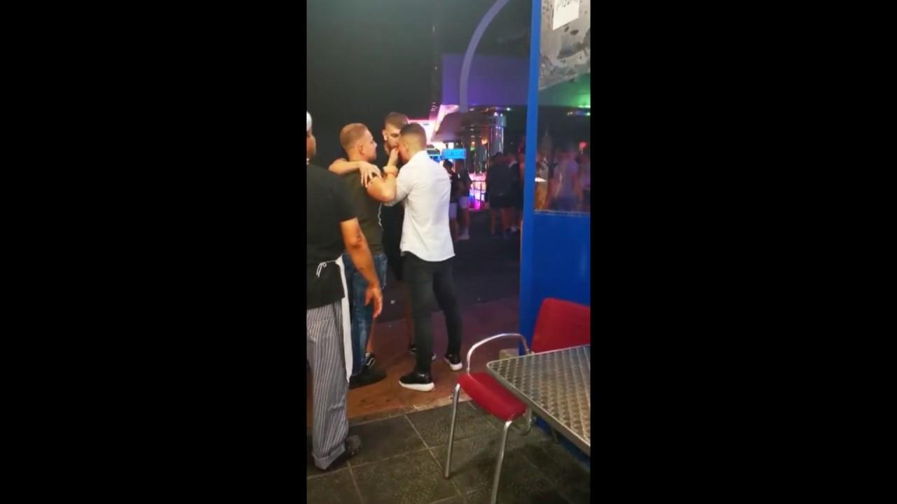 Fracturan la nariz a un joven británico durante una pelea en Punta Ballena