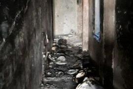 El incendio en el Arenal pudo iniciarse en un sofá