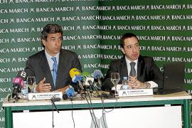 Banca March quiere incrementar el crédito un 5% durante este 2012