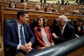 Sánchez a Iglesias: «¿De qué sirve una izquierda que pierde, incluso cuando gana?»