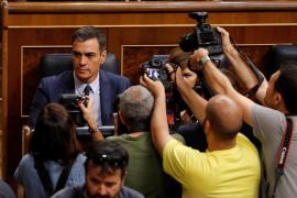 Pedro Sánchez, el primer candidato con dos investiduras fallidas