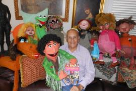 Fallece Alejandro Milán, creador de míticas marionetas como la Bruja Avería