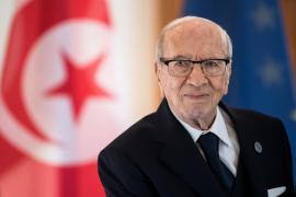Muere el presidente de Túnez Beji Caïd Essebsi