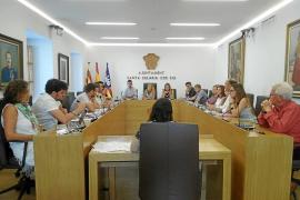 Santa Eulària pide al Govern que ponga en funcionamiento la balsa de sa Rota