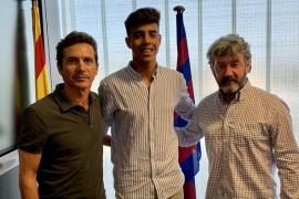 El Barcelona vuelve a pescar en la cantera del Real Mallorca