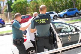 La Guardia Civil toma Magaluf en una gran operación antidroga y detiene a 12 personas