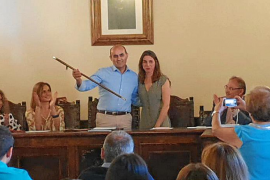 Antoni Serra, primer alcalde de Muro con dedicación exclusiva