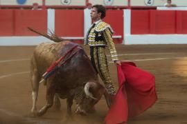 El Juli: «Palma ganó la primera batalla y para mí es un lujo volver a torear aquí»
